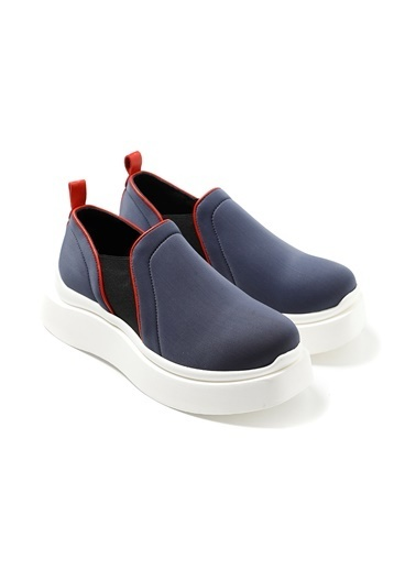 John May Ayakkabı Lacivert